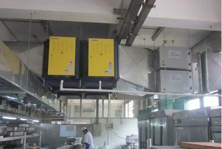 青岛厨房油烟净化器