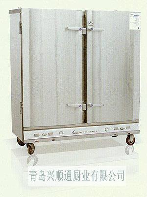 青岛厂家直销大量供应优质双门圆弧蒸饭车.