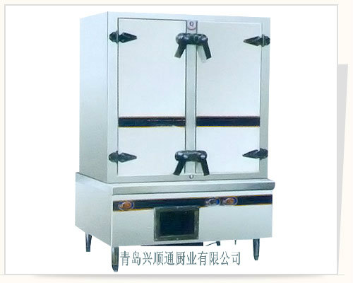 青岛厂家直销大量供应优质双门海鲜蒸柜