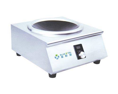 商用台式凹面小炉5KW