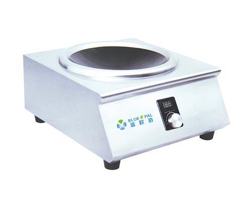 商用台式凹面小炉6KW